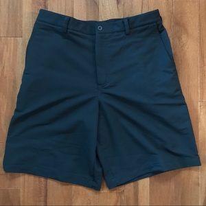 Men's Nike Golf Navy Dri Fit Shorts